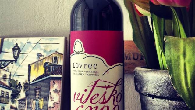 Etiketa za vino