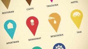 Ikone za mobilnu aplikaciju